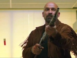 Kevin Gage as Tuckey in the 7 Minutes trailer