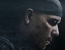 Gabriel Rorke in Call of Duty: Ghosts