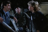 Kevin Gage with Bruce Dern in The 'Burbs