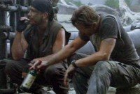Kevin Gage & Viggo Mortensen in G.I. Jane