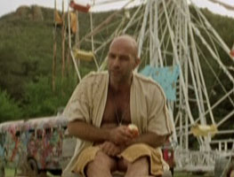Kevin Gage in Happiness Runs