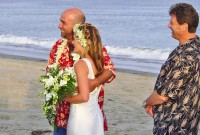 wedding of Kevin Gage and Perris Knight