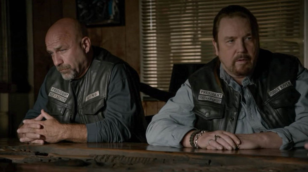 Sons Of Anarchy Kevin Gage